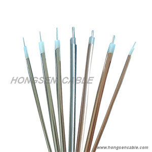 HSR-250C-AL-TP Semi-Rigid Coaxial Cable