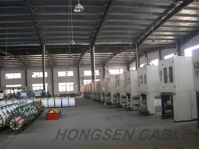 High speed braiding machine 3