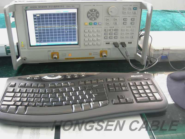 Test Equipment-Network Analyzer 2