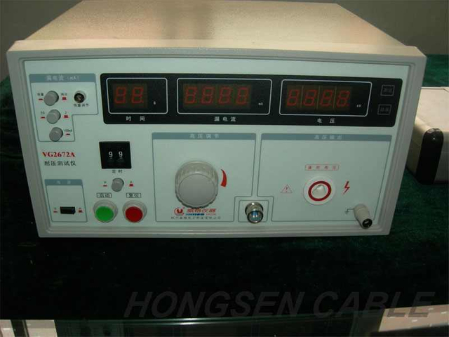Voltage Withstand tester